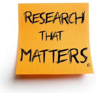 Major components of a research proposal